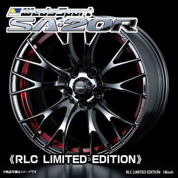 ウエッズ Weds Sport SA-20R 18x8.5J 45 100-5穴 アールエルシー(RLC)