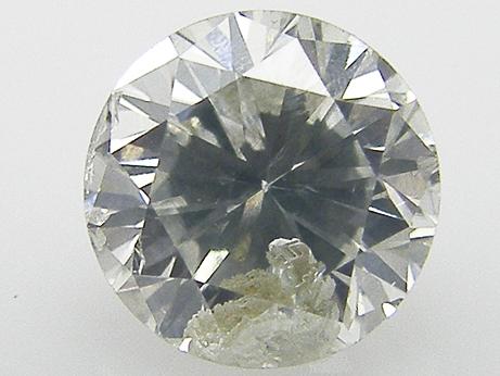 0.522ct I,I2,FAIR ダイヤモンドルース