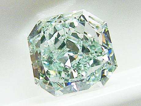 0.41ct FANCY.GREEN.GIA グリーンダイヤモンドルース
