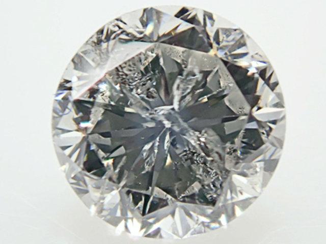 0.406ct G,SI2,FAIR ダイヤモンドルース