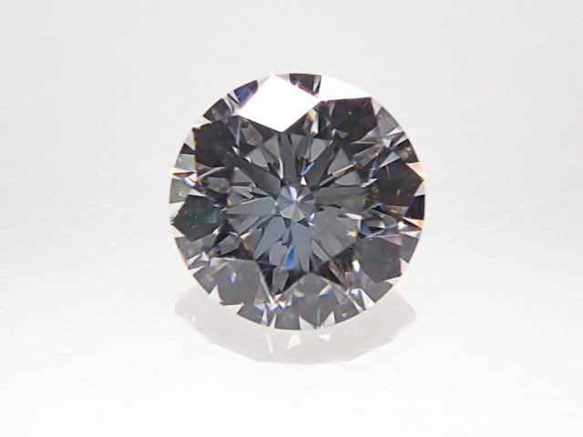 0.418ct D,VVS2,EXCELLENT,H&C(ハート&キューピット) ダイヤモンドルース