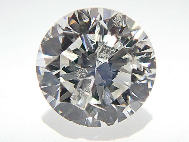 0.348ct G,I1,GOOD ダイヤモンドルース