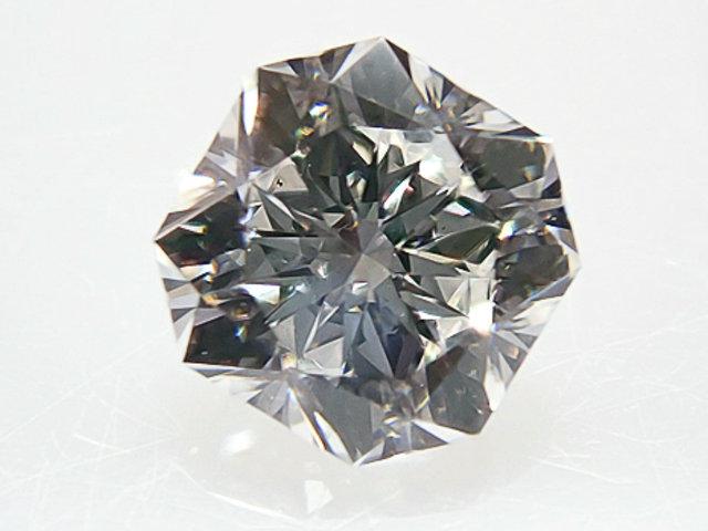 0.311ct F,VS1,DE BEERS 八角形 ダイヤモンドルース