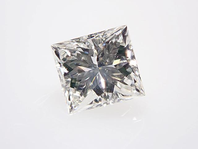 0.323ct G,VVS2,プリンセスカット ダイヤモンドルース
