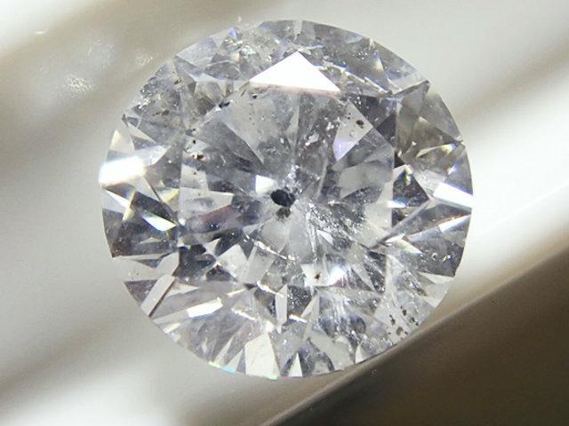 1.048ct E,I1,VERY GOOD ダイヤモンドルース