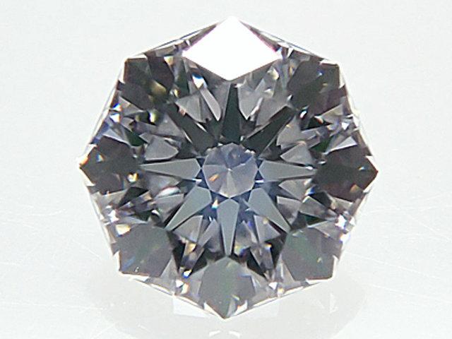 0.313ct E,VVS2,クリスタルムーン,H&C ダイヤモンドルース