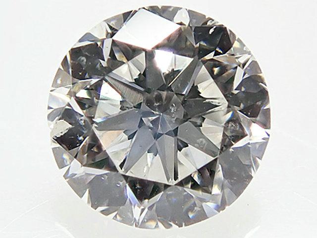 0.504ct H,SI2,FAIR ダイヤモンドルース