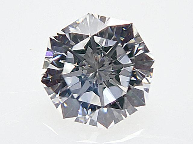 0.230ct F,VS1,ハッピーエイトカット ダイヤモンドルース