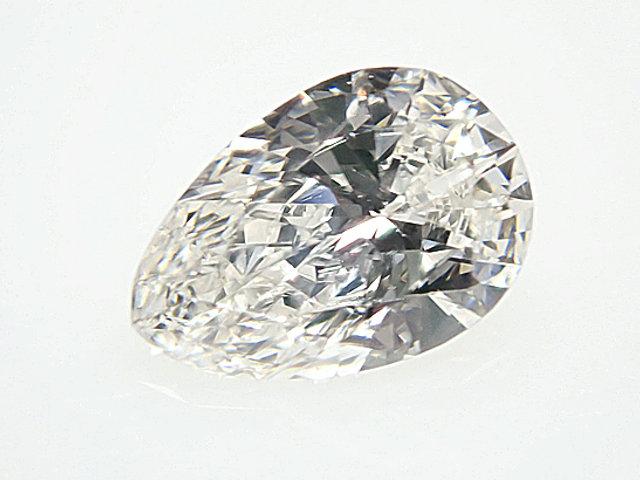 0.304ct H,VS2,ペアシェイプ ダイヤモンドルース