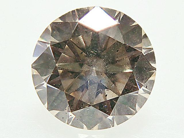 0.505ct LIGHT.BROWN,SI2,VERY GOOD ダイヤモンドルース
