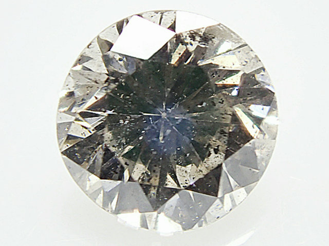 0.543ct M,SI2,FAIR ダイヤモンドルース
