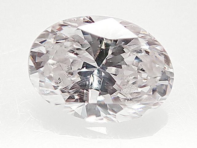 0.553ct G,VS2,オーバル ダイヤモンドルース