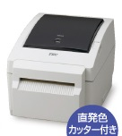 感熱式卓上型バーコードプリンタ B-EV4D (カッター機能付、203dpi)