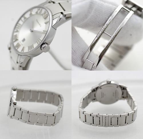 TiffanyCoティファニー アトラスドームウオッチ 10A21A00A レディース腕時計cAj35qL4R