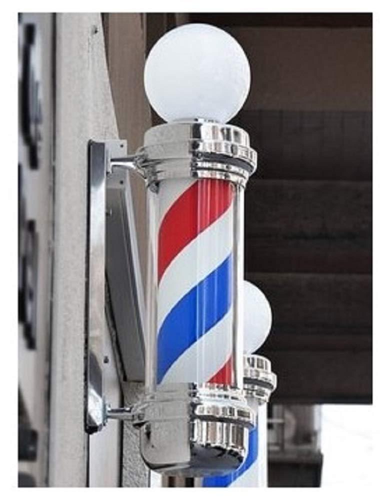 サインポール インテリア 理容店 理髪店 ヴィンテージ 美容室 散髪 アンティーク 壁掛け 床屋 デザイン barber 理容室 カット ヴィンテージ プレゼント ギフト