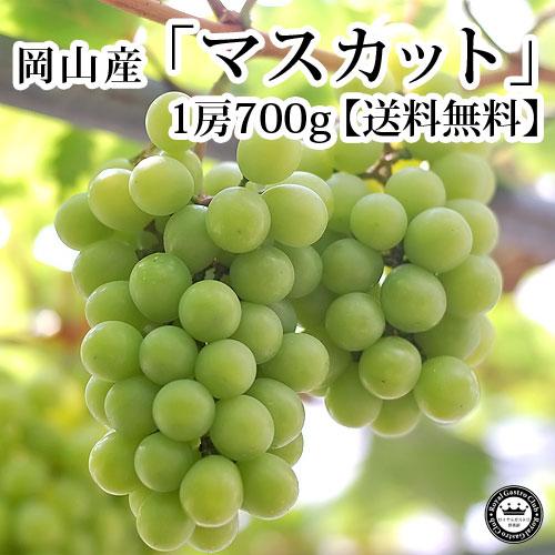 岡山のマスカット葡萄