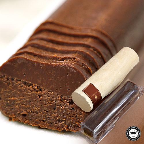 テリーヌ・ショコラ ショコラタン きび糖・もちあわ粉使用 雑穀入りチョコレートケーキ(チョコケーキ ショコラケーキ ケーキ 子供 おしゃれ 食物繊維 ビタミンb ギフト プレゼント)