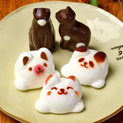 ラテマル・猫チョコ