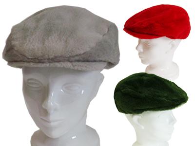 好評 fur hat 毛皮帽子 送料無料 ヌートリアファー 注目ブランド ハンチング