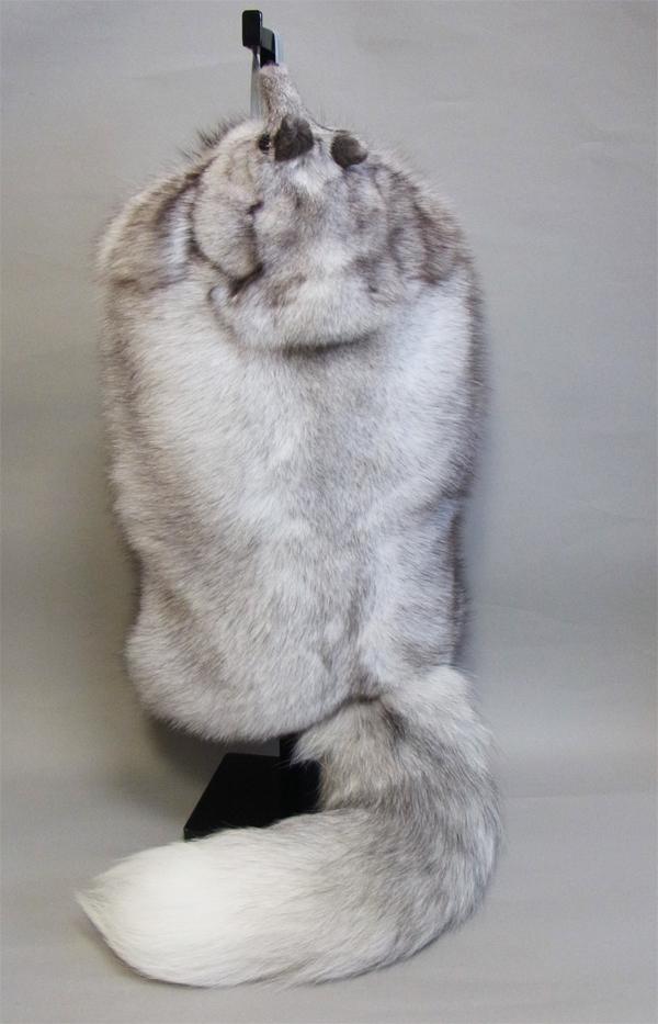 毛皮バッグ SALE 在庫一掃売り切りセール ブルーフォックス ファー リュック 送料無料 bag fur