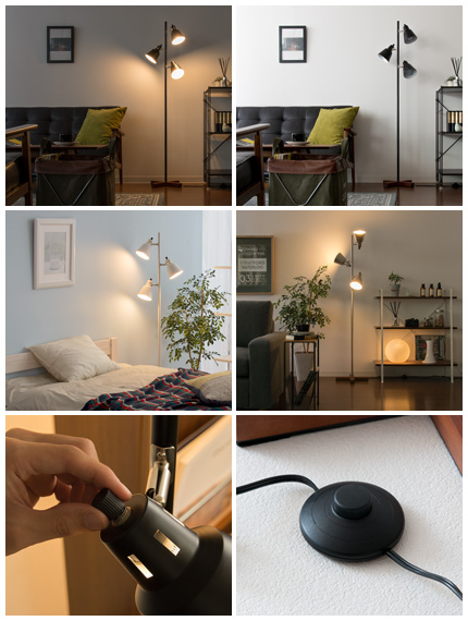 Light North Europe Shin Pull Modishness Interior Lighting West Coast  Brooklyn Industrial 3 Light Stands Light Manis [Manesu0027s] For The Living Room  For The ...