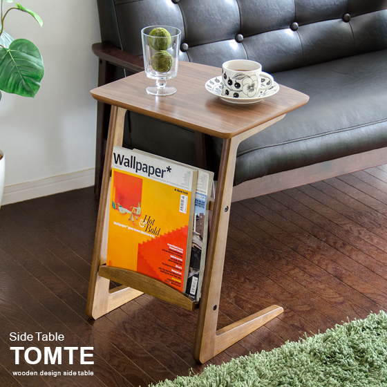 Side Table Table Wooden North European Mini Table Bedside Table Bed Table Side Wagon Table Sofa Bed Side Stylish Natural Sofa Table Modern Side Table