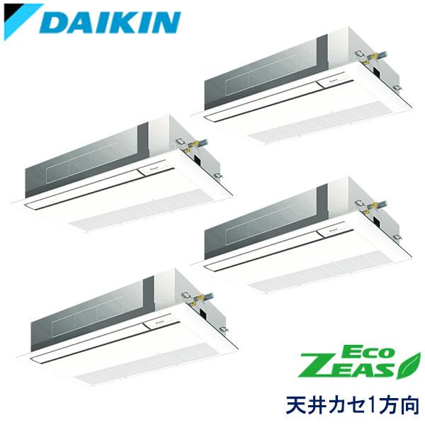 業務用エアコン ダイキン SZZK224CJNW 天井埋込カセット形 シングルフロー 8馬力 三相200V ワイヤレスリモコン 標準パネル