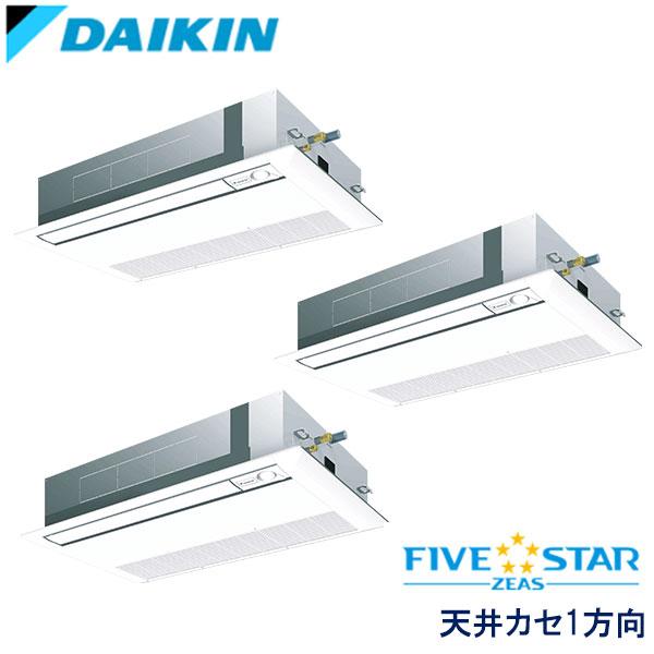 業務用エアコン ダイキン SSRK160BFM 天井埋込カセット形 シングルフロー 6馬力 三相200V ワイヤードリモコン 標準パネル