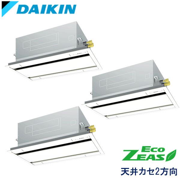 業務用エアコン ダイキン SZRG160BFNM 天井埋込カセット形 エコ・ダブルフロー 6馬力 三相200V ワイヤレスリモコン 標準パネル