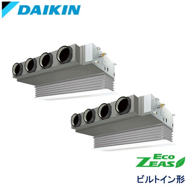 業務用エアコン ダイキン SZZB280CJD 天井埋込カセット形 ビルトインHi 10馬力 三相200V ワイヤードリモコン 吸込ハーフパネル