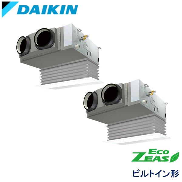 業務用エアコン ダイキン SZRB112BFD 天井埋込カセット形 ビルトインHi 4馬力 三相200V ワイヤードリモコン 吸込ハーフパネル