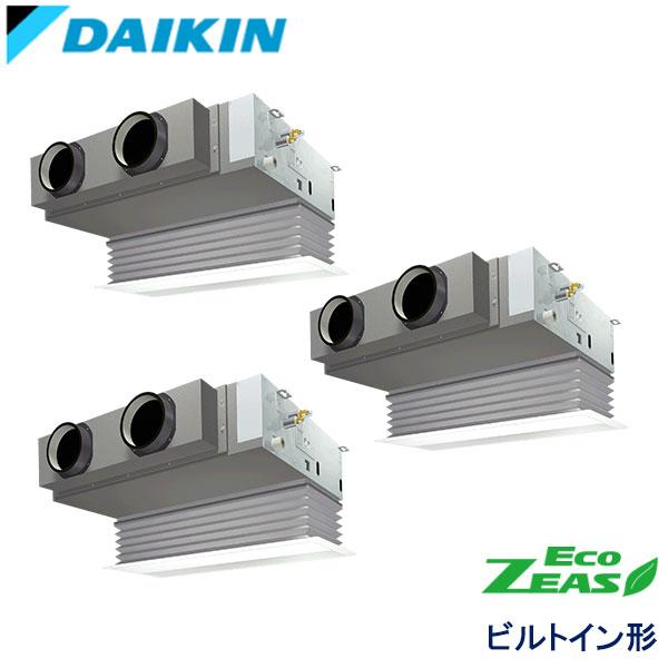 業務用エアコン ダイキン SZRB224AM 天井埋込カセット形 ビルトインHi 8馬力 三相200V ワイヤードリモコン 吸込ハーフパネル