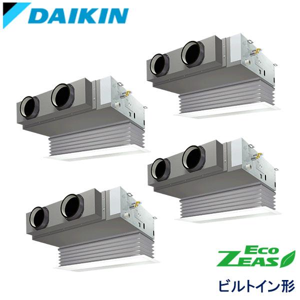 業務用エアコン ダイキン SZRB280AW 天井埋込カセット形 ビルトインHi 10馬力 三相200V ワイヤードリモコン 吸込ハーフパネル
