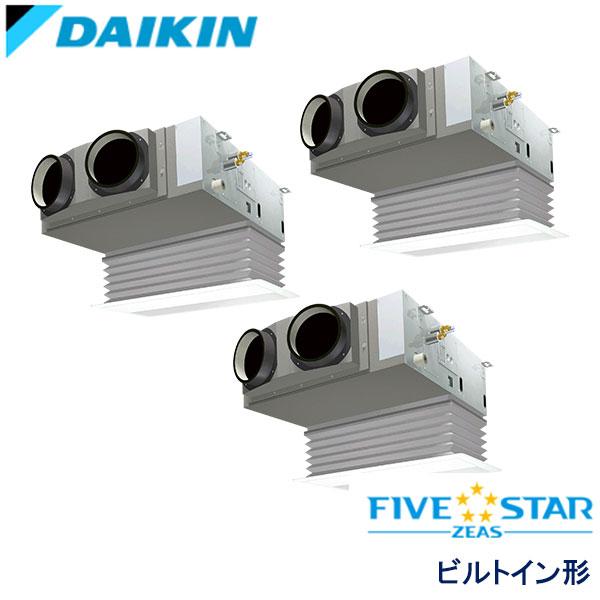 業務用エアコン ダイキン SSRB160BFM 天井埋込カセット形 ビルトインHi 6馬力 三相200V ワイヤードリモコン 吸込ハーフパネル