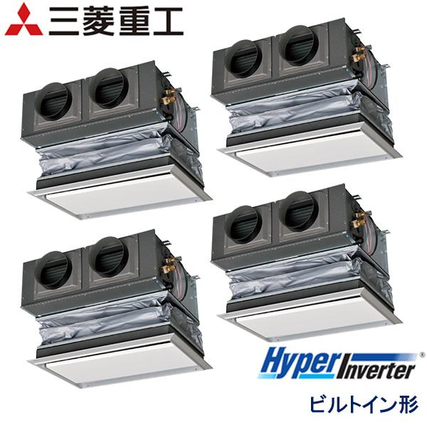 業務用エアコン 三菱重工 FDRVP2244HD5SA-ca 天埋カセテリア 8馬力 三相200V ワイヤードリモコン キャンバスダクト仕様