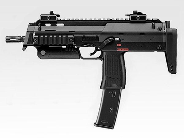東京マルイ ガスブローバック マシンガン MP7A1 BK(ブラック)