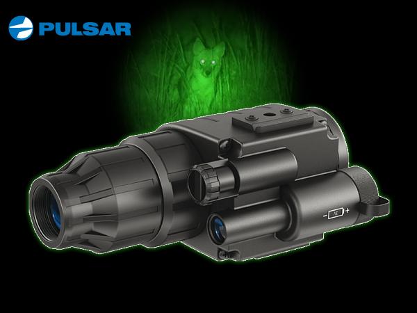 実物PULSAR製 高性能暗視ゴーグル Challenger GS 1x20 ナイトビジョン | サバゲ サバゲー サバイバルゲーム スコープ ミリタリー