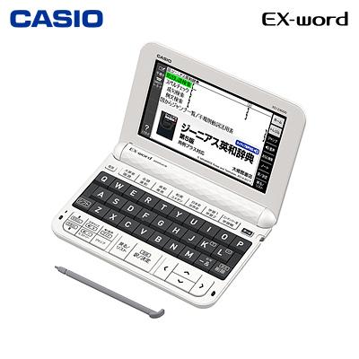 CASIO(カシオ) カシオ計算機 Ex-word 電子辞書  XD-Z4000 XD-Z4000 エクスワード (高校生スタンダードモデル・30コンテンツ搭載)