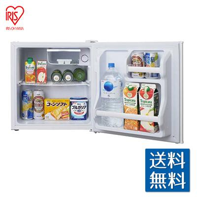 アイリスオーヤマ 冷蔵庫 42L ホワイト AF42-W