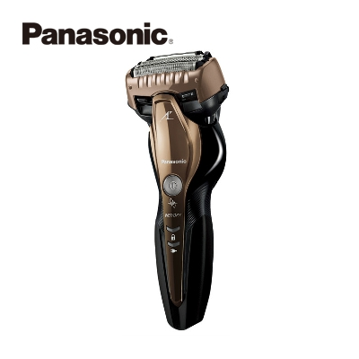 パナソニック(Panasonic) リニアシェーバー ラムダッシュ 3枚刃 ゴールド調 ES-ST8S-N メンズ ウェット ドライ 電動【ギフト対応】