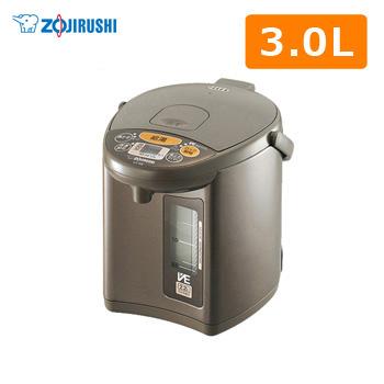 象印(ZOJIRUSHI) VE電気まほうびん 優等生 3.0L CV-EB30-TA 省エネ ハイブリッド保温 トリプルセーブ湯沸かし