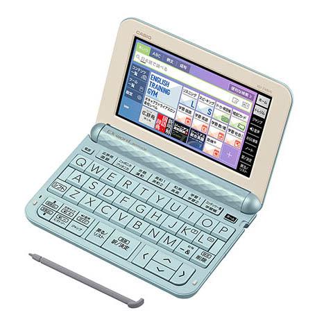 CASIO(カシオ) カシオ計算機 Ex-word 電子辞書  XD-Z4800BU ブルー XD-Z4800BU エクスワード (高校生モデル)