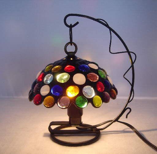 ランプスタンド『吊りランプ(ガラス玉E)』