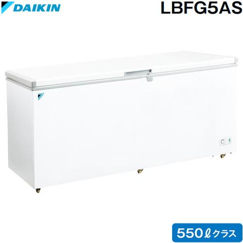 ダイキン冷凍ストッカー500Lクラス LBFG5AS