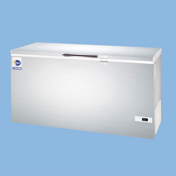 錆びにくく、汚れが目立たない安心のステンレスタイプ -60℃ 476リットル DFS-500D