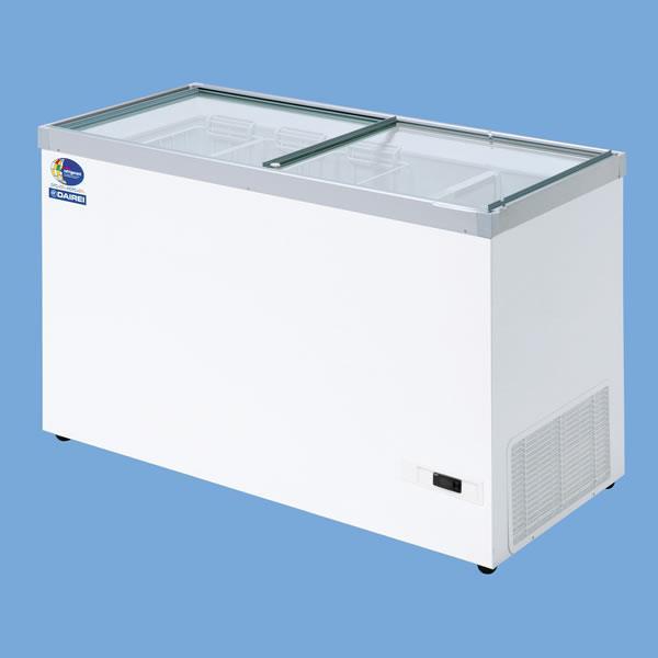 ストックしながら販売できる-50℃超低温冷凍ショーケース 284リットル HFG-300D