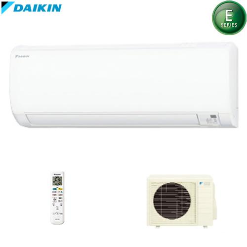 設定温度まで一気に暖め快適 シンプル&コンパクトなベーシックモデル S56WTEV-W 主に18畳用 単相200V 外電源