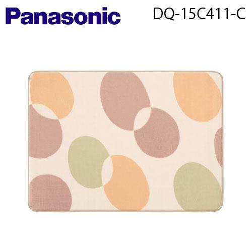 ☆ 送料無料 Panasonic パナソニック 1.5畳相当 カーペットカバー 直営限定アウトレット ストアー DQ15C411C DQ-15C411-C