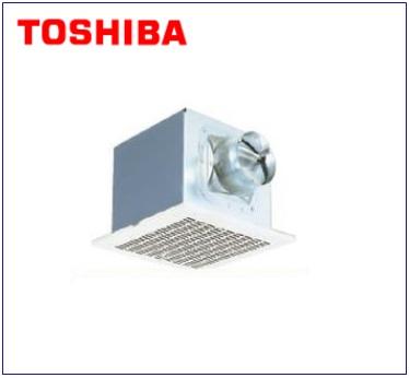 ☆【送料無料】東芝(TOSHIBA) 【DVF-14MRKQ8】【DVF14MRKQ8】 【ダクト用換気扇】【φ100】低騒音ダクト用メタルルーバータイプ