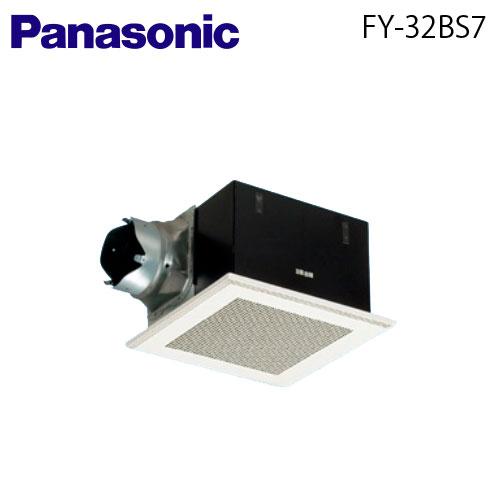 【送料別】パナソニック(Panasonic) 【FY-32BS7】【FY32BS7】 天井埋込形換気扇【低騒音形】【φ150】【ルーバー別売】